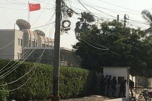 Nổ súng gần lãnh sự quán Trung Quốc tại Pakistan, 2 cảnh sát thiệt mạng