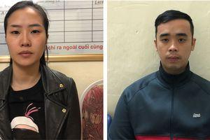 Cặp vợ chồng 'hờ' cầm đầu đường dây ma túy xuyên quốc gia ở Hải Phòng
