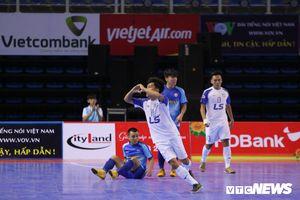 Khai mạc Futsal HDBank Cúp Quốc gia 2018: Đương kim vô địch, á quân vào bán kết