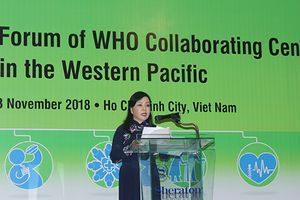 Diễn đàn các Trung tâm hợp tác của WHO ở khu vực Tây Thái Bình Dương