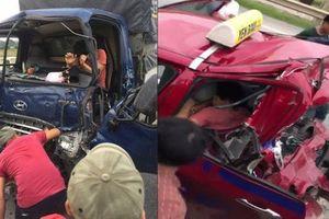 Xử lý thế nào vụ tai nạn hy hữu một tài xế bị đâm 2 lần liên tiếp trên cao tốc?