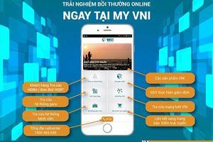 VNI triển khai ứng dụng giám định bồi thường online - My VNI