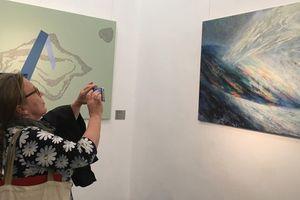 Khai mạc triển lãm tranh đương đại Hungary – Việt Nam