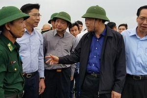 Bộ trưởng Nguyễn Xuân Cường: TP HCM phải chuẩn bị mọi kịch bản ứng phó bão số 9