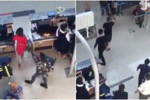 Cấm bay 12 tháng nhóm thanh niên hành hung nữ nhân viên hàng không tại sân bay Thanh Hóa