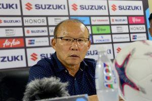 HLV Park Hang-seo: 'Tôi không chắc Văn Toàn có thể quay lại thi đấu'