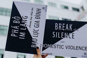 Phá bỏ im lặng chung tay đẩy lùi bạo lực gia đình
