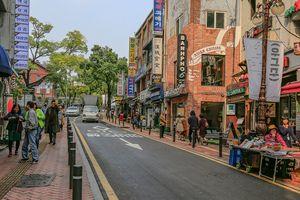 Một thoáng Seoul
