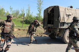 An ninh Ấn Độ nổ súng tiêu diệt 6 kẻ khủng bố
