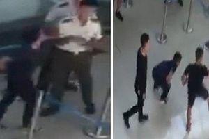 Hành vi của nhóm đối tượng ở sân bay Thọ Xuân có dấu hiệu của tội Gây rối trật tự công cộng