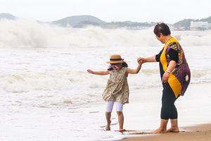 Khánh Hòa có nguy cơ lở núi, ngập sâu vì bão số 9