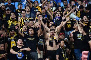Trận Malaysia - Myanmar phá kỷ lục của sân Mỹ Đình về lượng khán giả