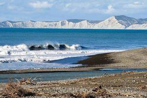 Hai đảo chính của New Zealand xích lại gần nhau vì động đất