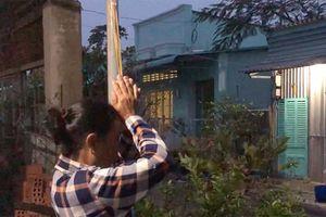 Người Cần Giờ cầu nguyện trước giờ bão số 9 đổ bộ