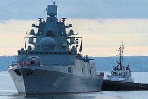 Nga xưng tụng chiến hạm Kalibr là 'Ông chủ của biển cả'