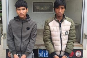 2 'con nghiện' đã lên kế hoạch trước khi cướp xe của người bán chè