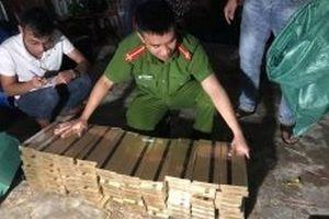 Phát hiện 6.500 gói thuốc lá không rõ xuất xứ