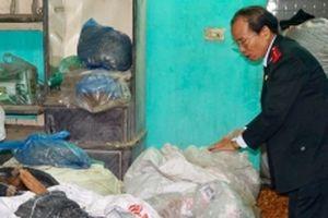 Phát hiện hơn 3,5 tấn dược liệu không rõ nguồn gốc tại Hải Phòng