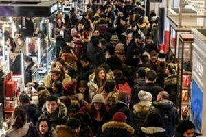 Black Friday tại Mỹ: Mua sắm online dự kiến vượt 6,4 tỷ USD