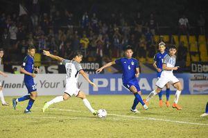 Thái Lan quyết giữ ngôi đầu bảng