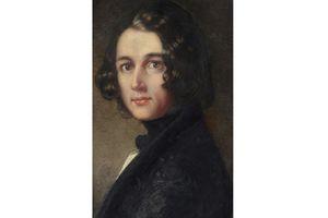 Tìm thấy bức chân dung của Charles Dickens