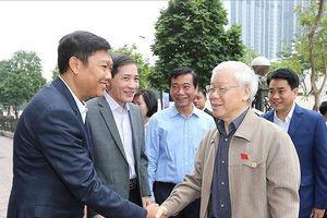 Tổng Bí thư, Chủ tịch nước Nguyễn Phú Trọng: 'Không bao giờ nhụt chí trong phòng, chống tham nhũng'