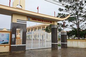 Bộ GD-ĐT yêu cầu xử lý nghiêm cô giáo phạt tát học sinh 231 cái ở Quảng Bình
