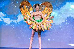 H'hen Niê sai lầm khi mang quốc phục 'Bánh Mì' đến Miss Universe?