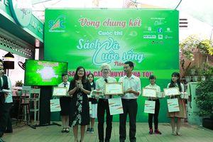 Sinh viên Trường ĐH Sư phạm TPHCM giành giải Nhất cuộc thi 'Sách và cuộc sống'