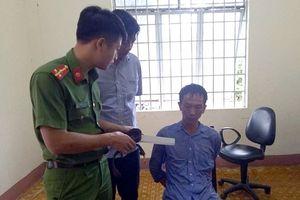 Truy tố đối tượng 'ngáo đá' bắt giữ con tin, chém thương tích cán bộ công an