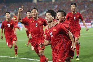 AFF Suzuki Cup 2018: ĐT Việt Nam lấy vé bán kết