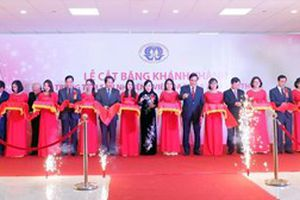 Phú Thọ: Khánh thành Trung tâm Sản Nhi chất lượng cao