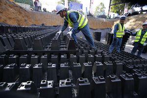 Hơn 475 tỉ đồng xây 7 hồ điều tiết ngầm chống ngập cho TP.HCM