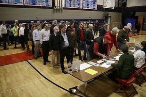 'Luật thẳng, lệ cong' trong bầu cử ở Mỹ