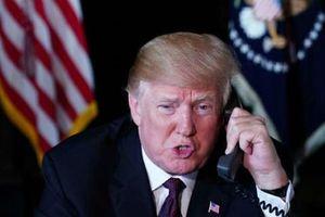 Tổng thống Mỹ gọi điện cho các lãnh đạo quân sự