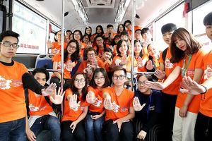 Giới trẻ Việt lên tiếng vì bình đẳng giới, chống bạo lực
