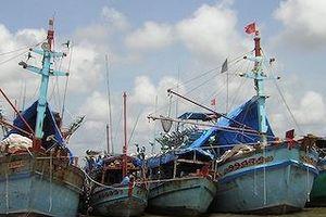Bạc Liêu cấm tàu thuyền ra khơi để tránh bão số 9