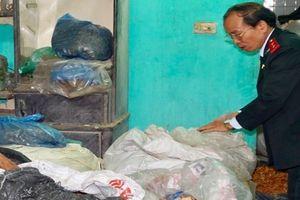 Thu giữ hơn 3,5 tấn dược liệu đông y không rõ nguồn gốc tại Hải Phòng