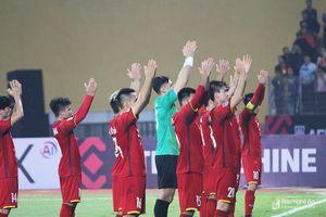 HLV Park Hang-seo: 'Chiến thắng của ĐT Việt Nam trước Campuchia không dễ dàng'
