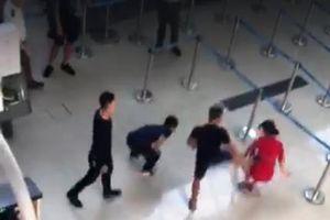 Công an điều tra vụ 3 đối tượng hành hung nữ nhân viên sân bay Thọ Xuân