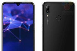 Lộ thiết kế và cấu hình Huawei P Smart 2019