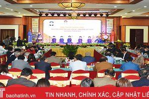 Khai mạc Hội thảo khoa học Nguyễn Công Trứ với lịch sử, văn hóa Việt Nam