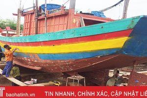 'Bệnh viện' tàu thuyền của ngư dân Thạch Kim
