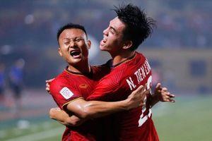 Xem lại 3 bàn thắng của Việt Nam ghi vào lưới Campuchia
