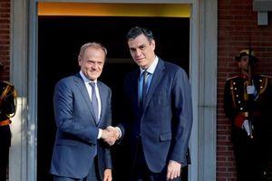 Liên minh châu Âu và Tây Ban Nha đạt thỏa thuận về Gibraltar