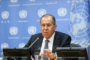 Nga không chấp nhận các 'giới hạn giả tạo' cho tiến trình hòa bình Syria