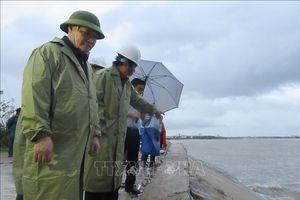 Ninh Thuận theo dõi chặt chẽ diễn biến của bão, chủ động các phương án phòng chống