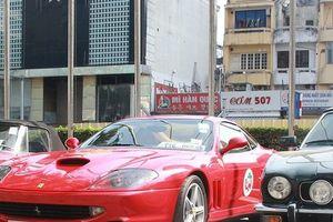 Siêu xe đỉnh cao thế giới tuổi 'bát tuần' xuất hiện ở Hà Nội