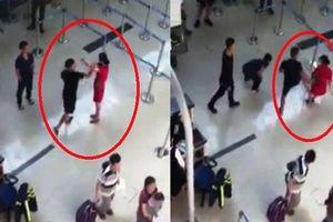 Giám đốc sân bay Thọ Xuân lên tiếng vụ nhân viên bị tát, đạp ngã