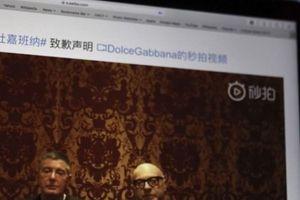 Người Trung Quốc đốt đồ hiệu, không chấp nhận lời xin lỗi của Dolce & Gabbana